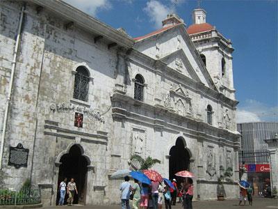 Basilica Minore del Santo Nino - Cebu - Philippines Vacation